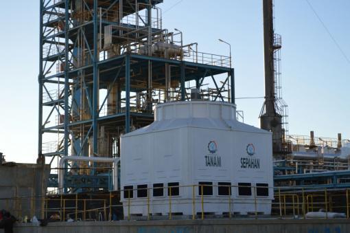 تولید و فروش و نصب برج خنک کننده