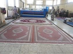 دستگاه قالیشور فول اتوماتیک+ماشین الات قالیشویی+ دستگا