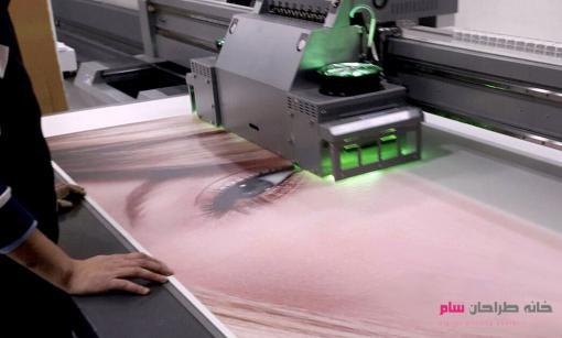 انواع چاپ دیجیتال در تهران
